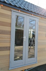 dubbele deuren tiny house