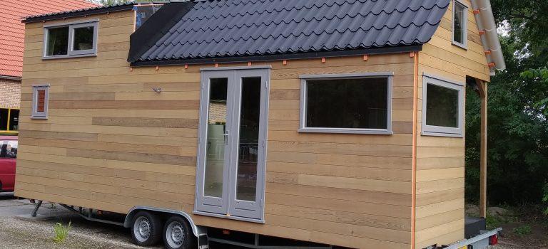 tiny house met ramen